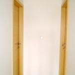 dveře bambus