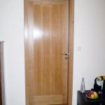 dveře dýha